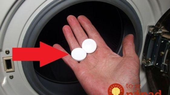 Zabudnite na ocot a jedlú sódu: Toto vyčistí práčku, vybieli záclony a zatočí s vodným kameňom, môžete to vyskúšať hneď!