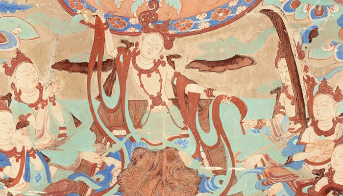 Cave Temples of Dunhuang: Buddhist Art on China's Silk Road 敦煌莫高窟 | Getty360 Calendar