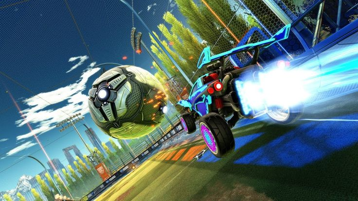 [Video] Like Car Games & Soccer Games? Then You Need This Game. It's Only $20. It's a Required Taste Kind of a Game And a Great Game to just Hangout With Friends Play and Have a Good Time (Rocket League) #Playstation4 #PS4 #Sony #videogames #playstation #gamer #games #gaming