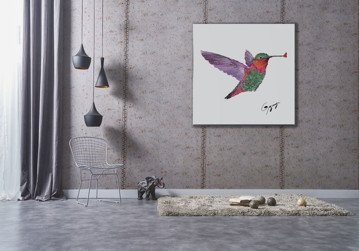 Elevate your home décor with art that connects.  Gogimogi, The Artistically Geeky Design House