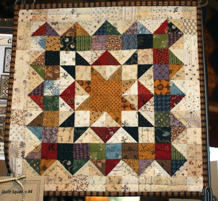 So Many Quilts, So Little Time! Quilt Squares #4, by Lori Smith