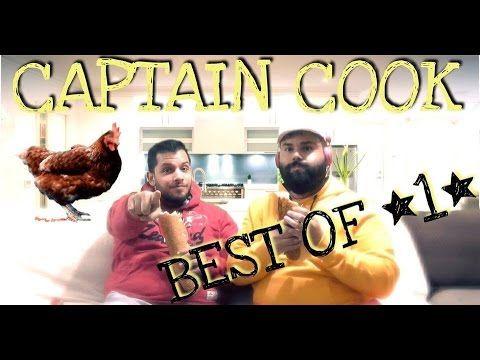 Captain Cook Best Of