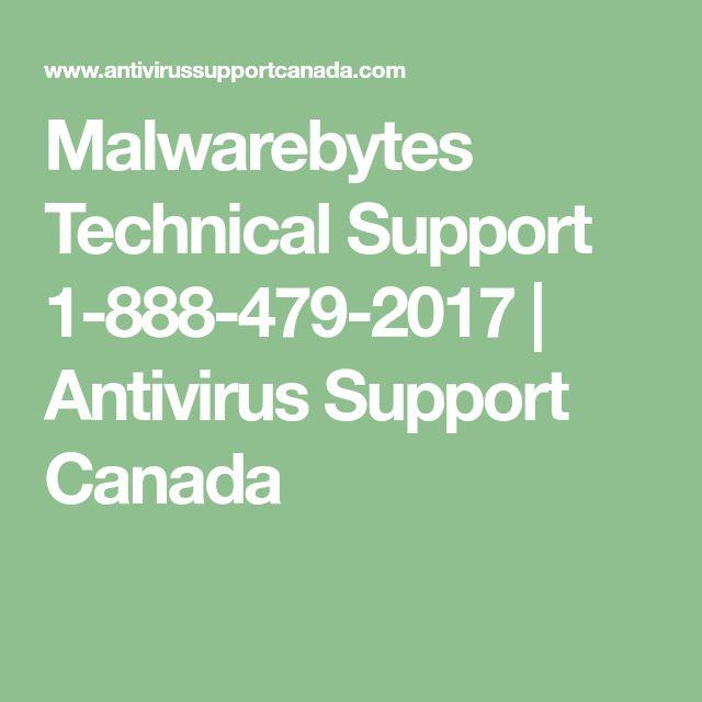Malwarebytes Technical Support 1-888-479-2017 | Antivirus Support Canada