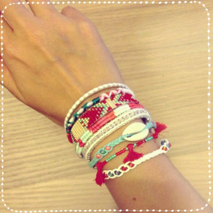 DIY bracelet Hipanema
