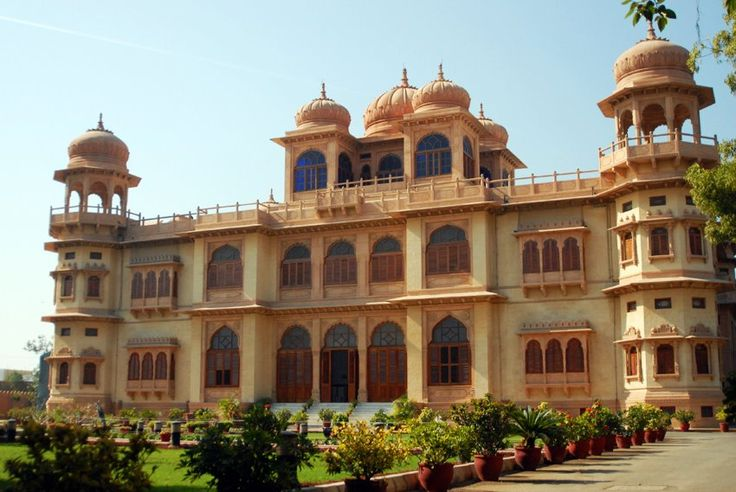 Mohatta Palace, Karachi, Pakistan