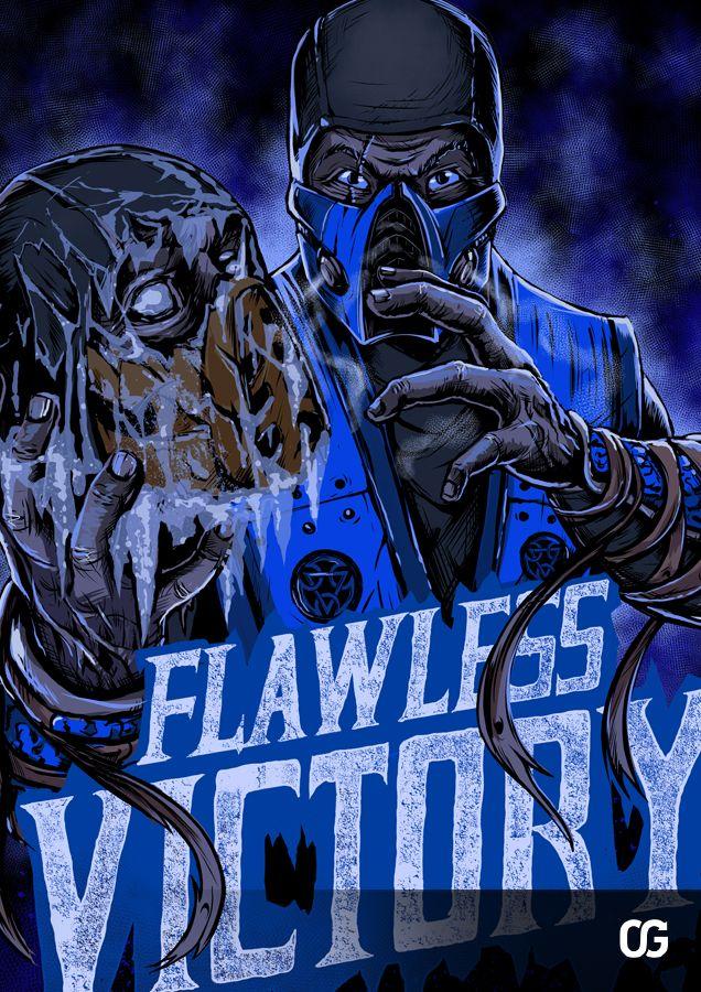Flawless Victory-Gleb Sinyutkin