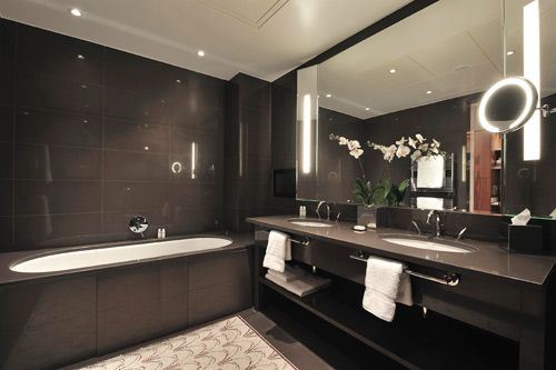 contemporary bathroom le gray hotel beirut black and white pinterest gray gray bathrooms and hotels