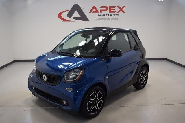 Used 2017 Smart Fortwo Electric Drive Prime For Sale At Apex