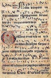 » Canto gregoriano: Significado, definicion, caracteristicas - Religion Catolica Romana