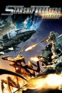 Watch Starship Troopers: Invasion (2012) full movie