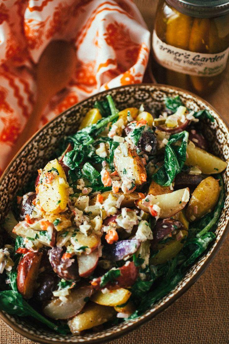 Roasted Potato Salad / ローストポテトサラダ