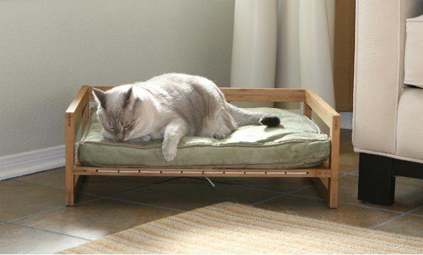 61 best images about muebles para la casa on pinterest - Cama para gato ...