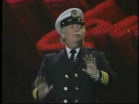 Le capitaine Bonhomme en Chine 1986