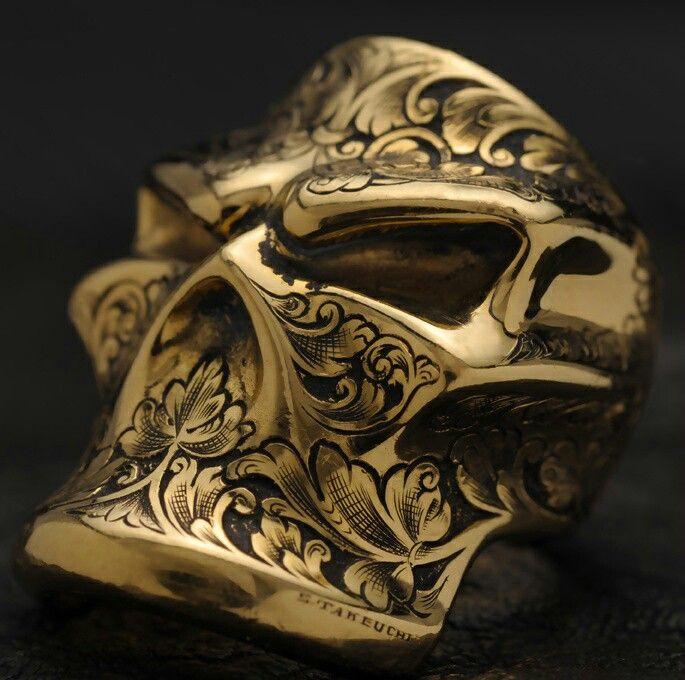 Custom Skull Rings For Men