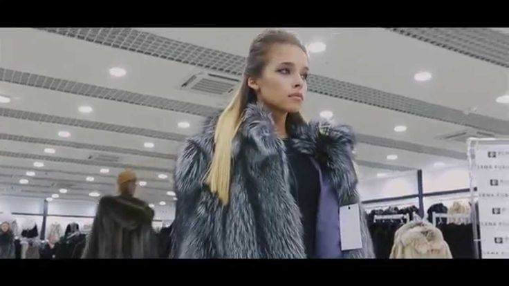 ELENA FURS Открытие в МЕГЕ г. Новосибирск 7.11.2015