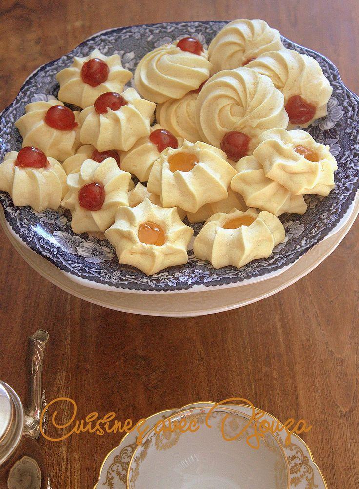 Pâte à petit four algérien