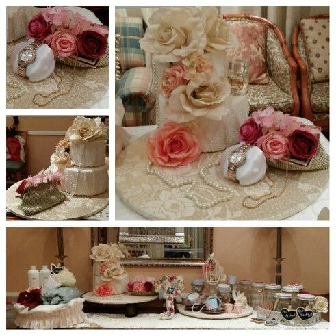 Jewellery kuncha display (Engagement gifts) @Gifts by Zy