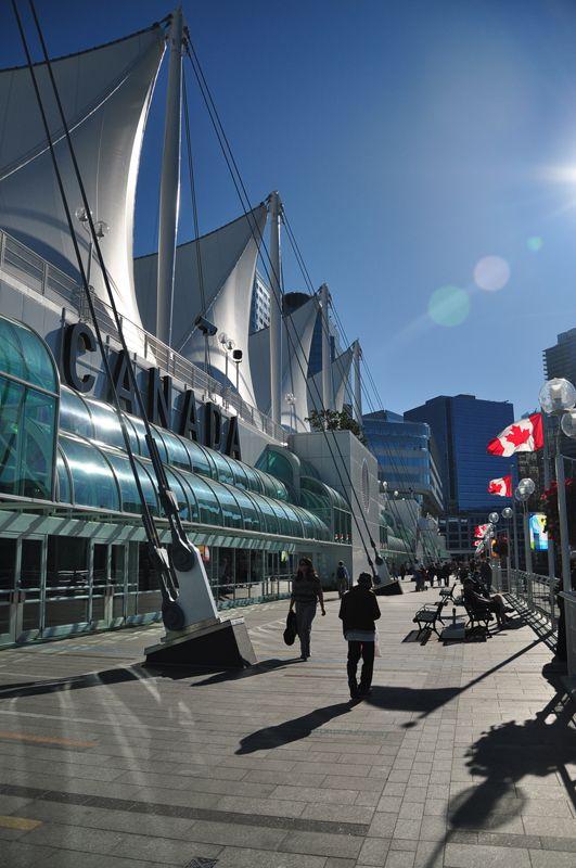 Canada Place, Vancouver, BC   I WANT TO GOOOOO AGAIN !!!!