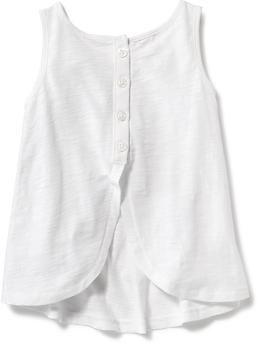 Tulip-Back Swing Tank for Baby | Old Navy