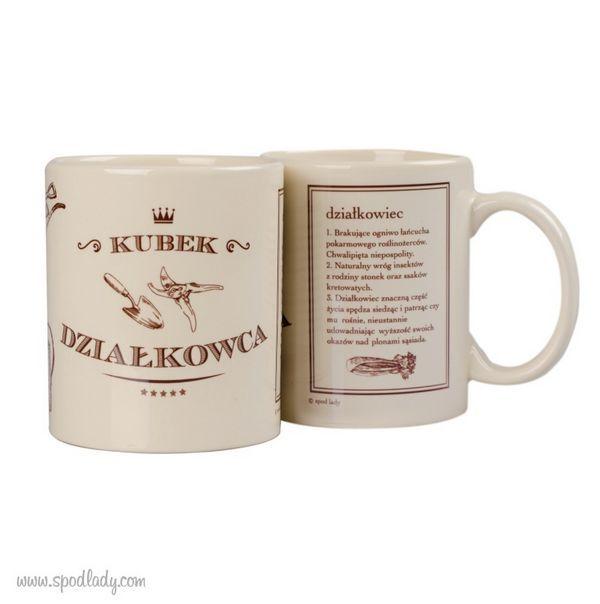 Działkowcy łączcie się! Przy herbatce lub małej czarnej ( i nie chodzi o grudę ziemi). ;)   http://www.spodlady.com/prod_18699_Kubek_porcelitowy_Dzialkowiec.html