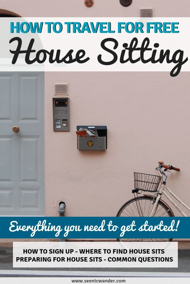 House sitting: an overview | how to find house sitting jobs | House sitting and …
