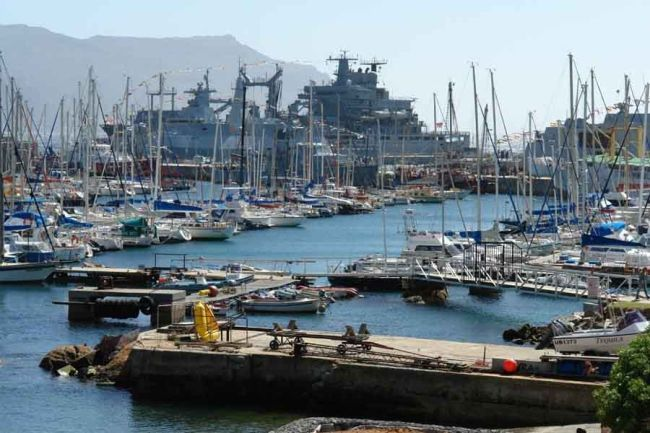 South African Navy Festival | April | Simon's Town Naval Base