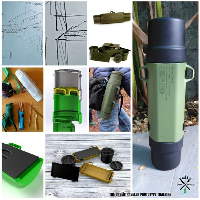 GreenTraveler Evolution