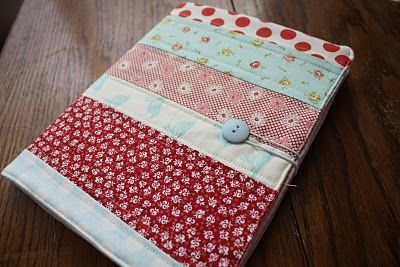 tons of ways to use your scrap fabric
