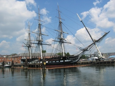 Tour of the USS Constitution (Charlestown Navy Yard, Charlestown, MA 02129)