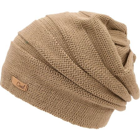The Coal Cameron girls beanie is an all khaki colored knit beanie has some depth and style to make thanks to a tonal knited stipe pattern. This stretchy beanie can be rolled up as a cuff or down as a slouch giving the Coal Cameron girls beanie a versatile look that will never go out of style.