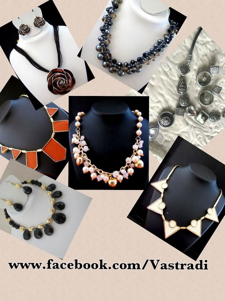 Jewelry Collection by Vastradi