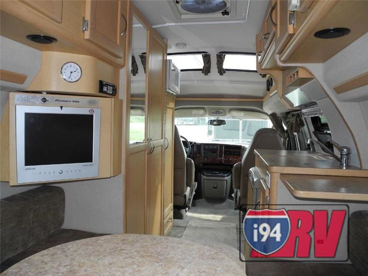 42 Best Images About Pleasure Way Class B Rv S On