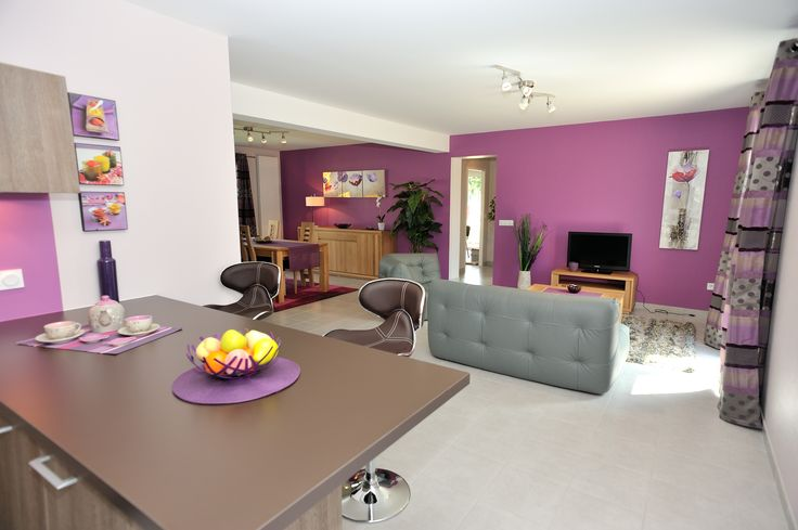 Maison Modèle Maisons Pierre de Sens - 8 boulevard du maréchal Foch - 89100 - Sens - #House #Salon #Décoration #Idées #Inspiration #MaisonsPierre