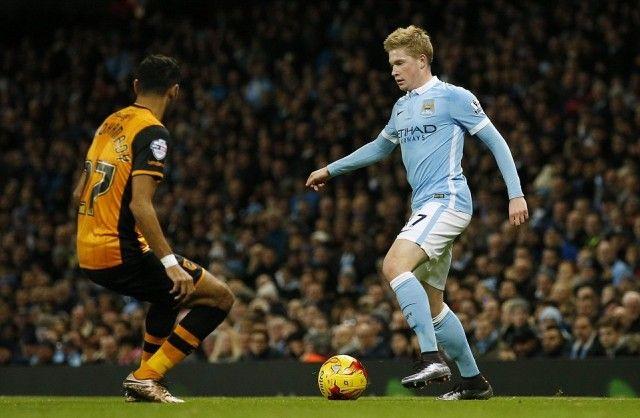 Hasil Pertandingan Manchester City vs Hull City: City Lolos ke Babak Semifinal Carling Cup