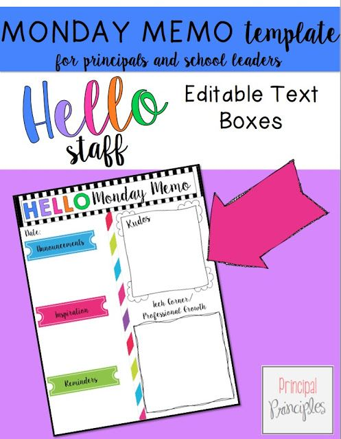 657 best School images on Pinterest School, Teaching and Classroom - blank memo template