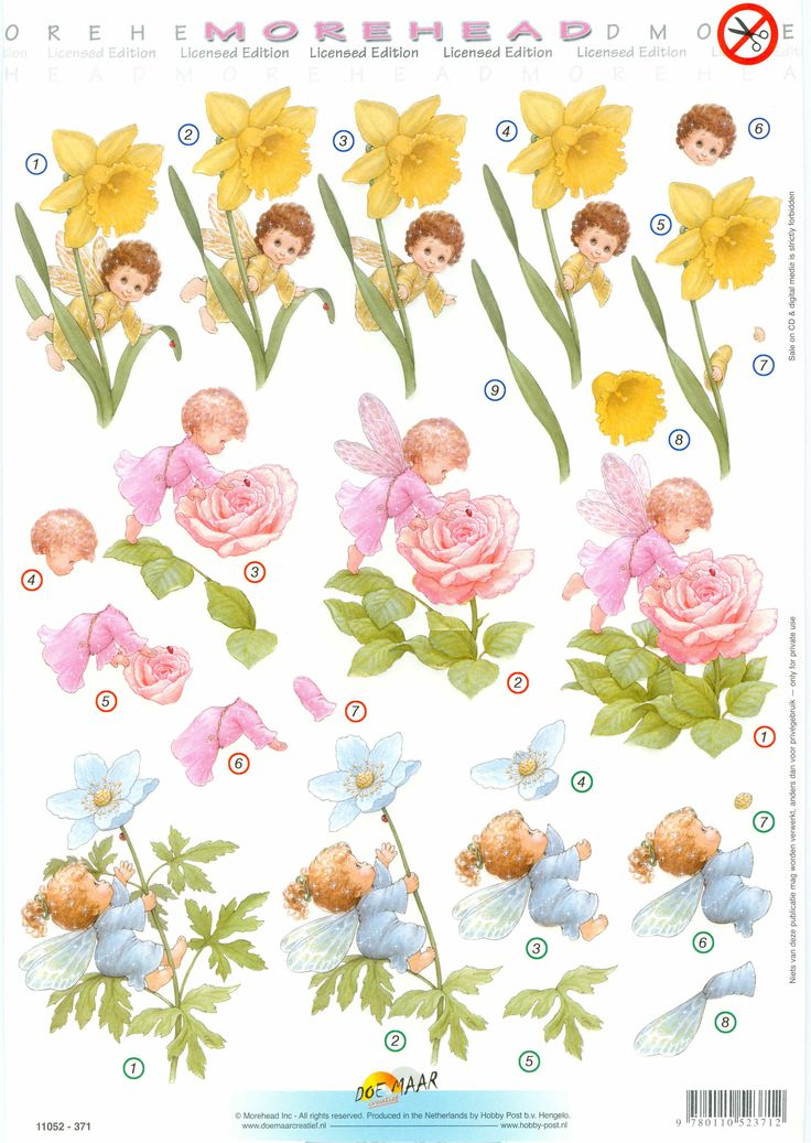 Angelitos Ruth Morehead stickers