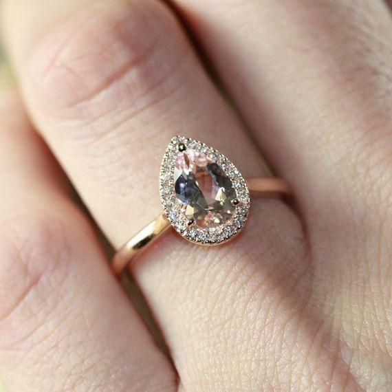 25 best ideas about Halo diamond rings on Pinterest
