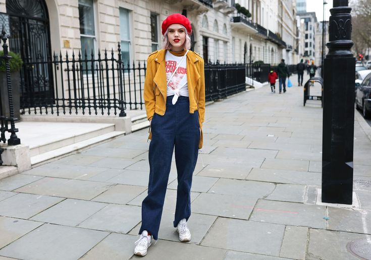 The Best Street Style Photos at the London Fashion Week Fall 2018 Shows