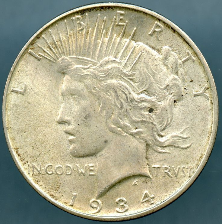 1934-D Peace Dollar Uncirculated - Use coupon Saveme10 to get 10.00% Off your purchase at our USA Coin Book store.