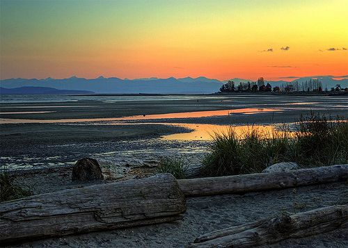 November Sunrise on Parksville Bay
