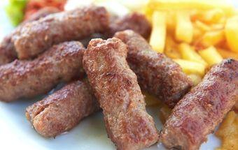 Чевапчичи по-сербски - мясное необычное вкусное блюдо!