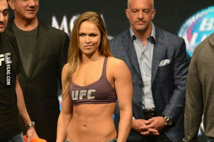 Rhonda Rousey thinks you're full of it