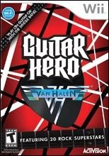 Guitar Hero Van Halen - Wii Game