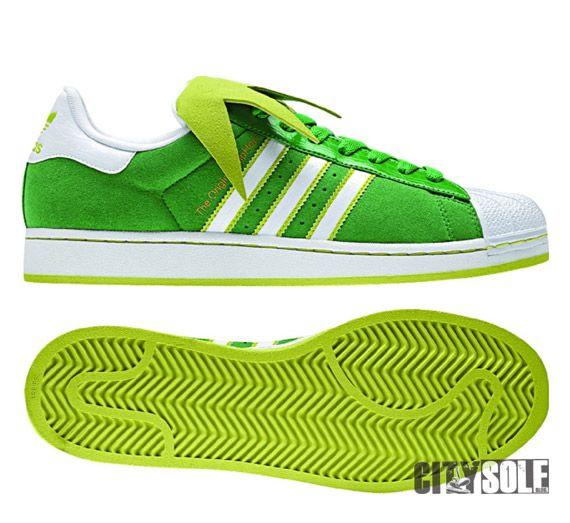 kermit x adidas superstar ii 2 Kermit the Frog x adidas Originals Superstar II
