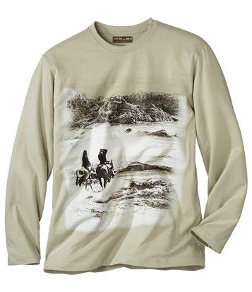 Tee-Shirt Sérigraphié #atlasformen #avis #discount #livraison #commande