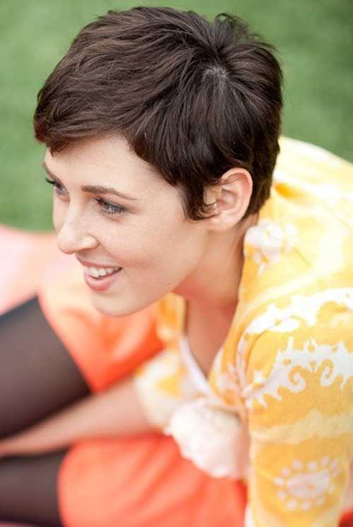 25 Pixie Haircut Styles 머리