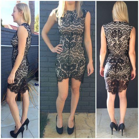 Camilla Lace Dress