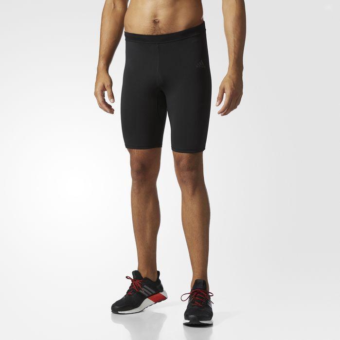adidas Response Short Tights - Mens Running Tights
