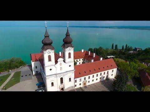 Around lake Balaton 4K - Dji Phantom 4 - DroneDesign