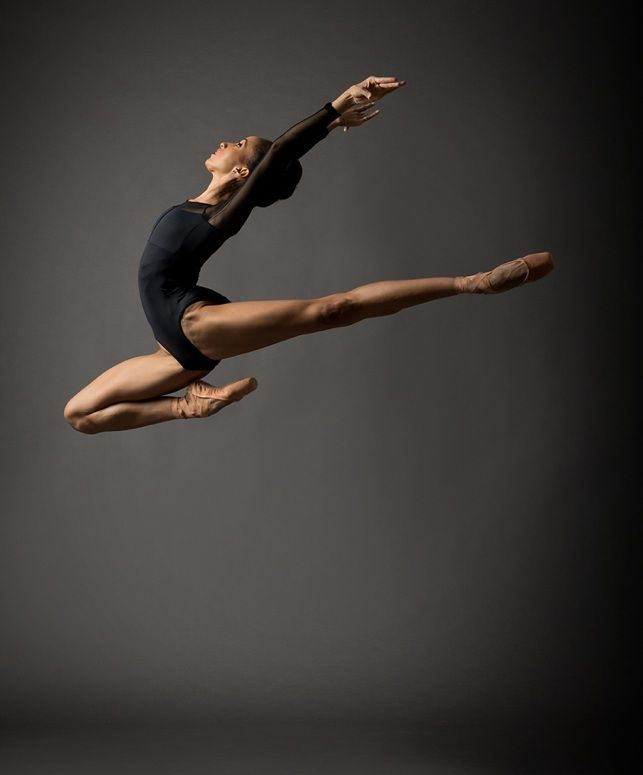 Courtney Lavine, American Ballet Theater - Photographer Rachel Neville